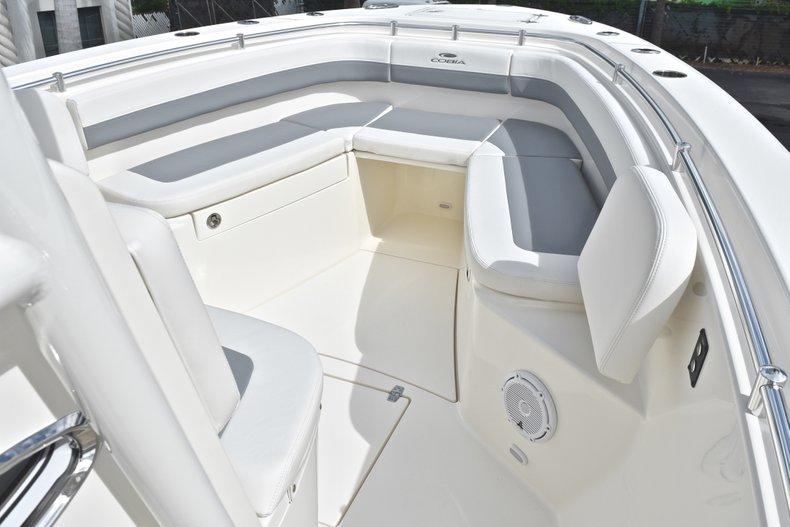 Thumbnail 48 for New 2019 Cobia 277 Center Console boat for sale in West Palm Beach, FL