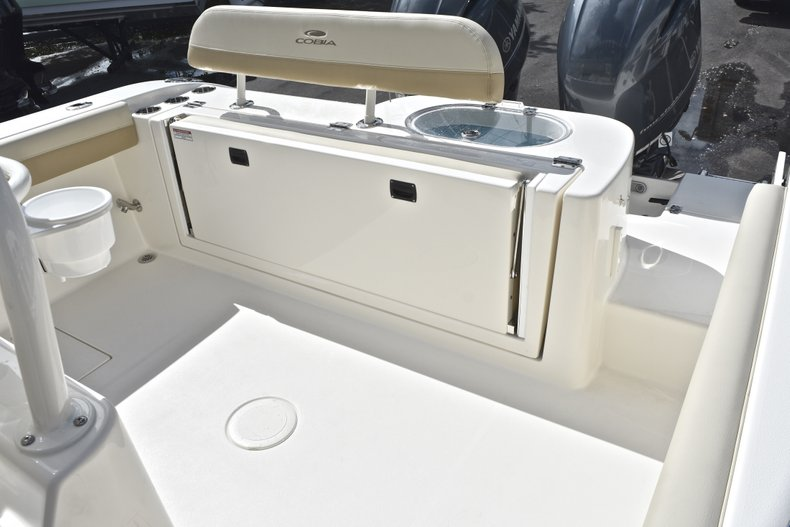 Thumbnail 12 for New 2019 Cobia 277 Center Console boat for sale in West Palm Beach, FL