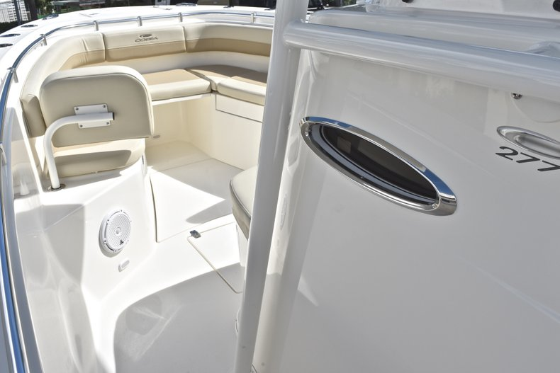 Thumbnail 53 for New 2019 Cobia 277 Center Console boat for sale in West Palm Beach, FL