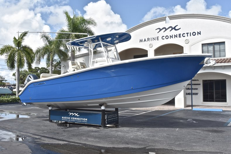 Thumbnail 1 for New 2019 Cobia 277 Center Console boat for sale in West Palm Beach, FL