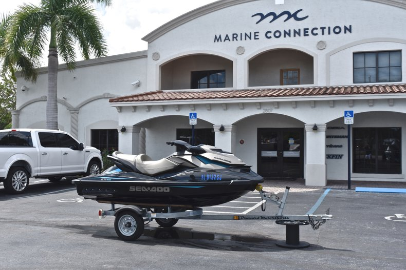 Thumbnail 1 for Used 2016 Sea-Doo GTI 155 boat for sale in West Palm Beach, FL