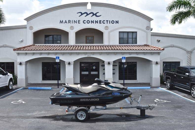 Used 2016 Sea-Doo GTI 155 boat for sale in West Palm Beach, FL