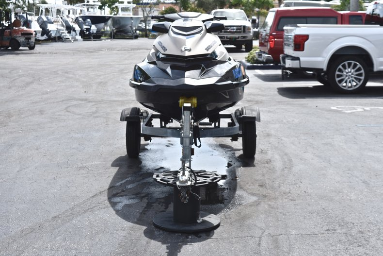 Thumbnail 2 for Used 2016 Sea-Doo GTI 155 boat for sale in West Palm Beach, FL