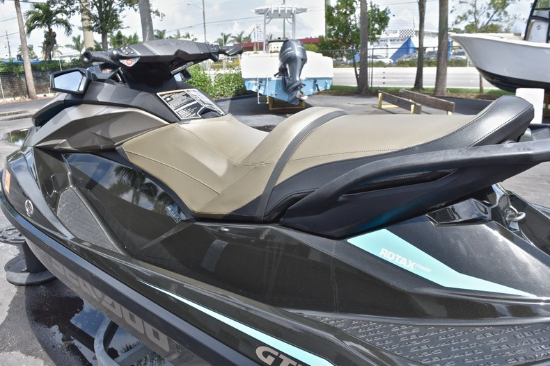 Thumbnail 8 for Used 2016 Sea-Doo GTI 155 boat for sale in West Palm Beach, FL