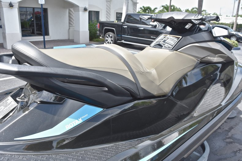 Thumbnail 9 for Used 2016 Sea-Doo GTI 155 boat for sale in West Palm Beach, FL