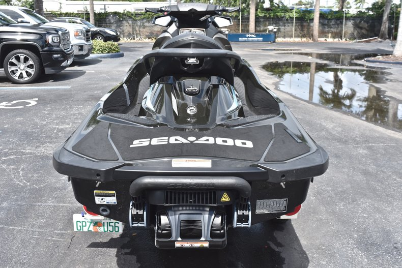 Thumbnail 11 for Used 2016 Sea-Doo GTI 155 boat for sale in West Palm Beach, FL