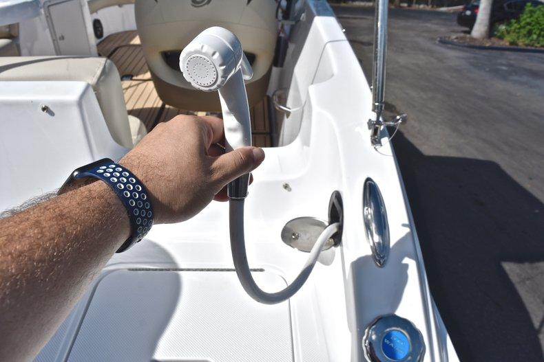 Thumbnail 10 for New 2019 Hurricane 188 SunDeck Sport OB boat for sale in West Palm Beach, FL