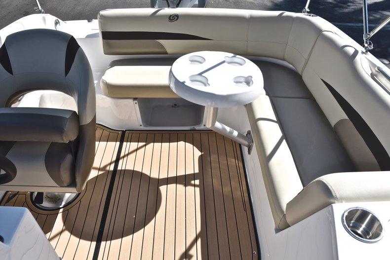 Thumbnail 12 for New 2019 Hurricane 188 SunDeck Sport OB boat for sale in West Palm Beach, FL