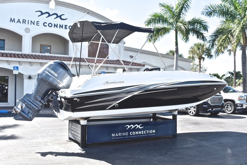 Thumbnail 7 for New 2019 Hurricane 188 SunDeck Sport OB boat for sale in West Palm Beach, FL