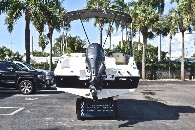 Thumbnail 6 for New 2019 Hurricane 188 SunDeck Sport OB boat for sale in West Palm Beach, FL