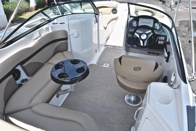 Thumbnail 16 for New 2019 Hurricane SunDeck SD 2200 OB boat for sale in Vero Beach, FL