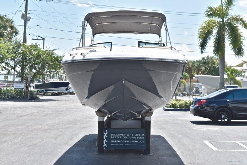 Thumbnail 2 for New 2019 Hurricane SunDeck SD 2200 OB boat for sale in Vero Beach, FL
