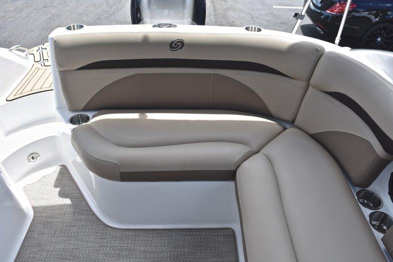 Thumbnail 17 for New 2019 Hurricane SunDeck SD 2200 OB boat for sale in Vero Beach, FL