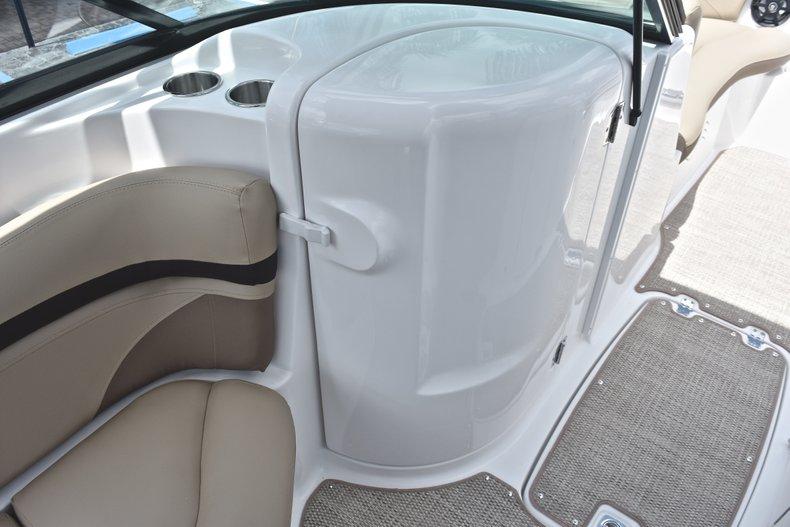 Thumbnail 40 for New 2019 Hurricane SunDeck SD 2200 OB boat for sale in Vero Beach, FL