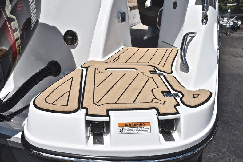 Thumbnail 9 for New 2019 Hurricane SunDeck SD 2200 OB boat for sale in Vero Beach, FL