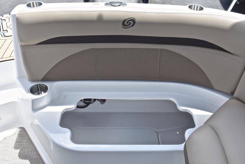Thumbnail 21 for New 2019 Hurricane SunDeck SD 2200 OB boat for sale in Vero Beach, FL