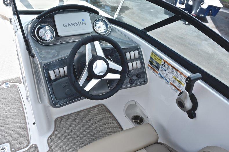 Thumbnail 30 for New 2019 Hurricane SunDeck SD 2200 OB boat for sale in Vero Beach, FL
