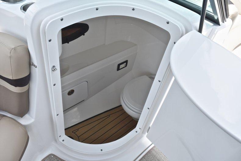 Thumbnail 41 for New 2019 Hurricane SunDeck SD 2200 OB boat for sale in Vero Beach, FL
