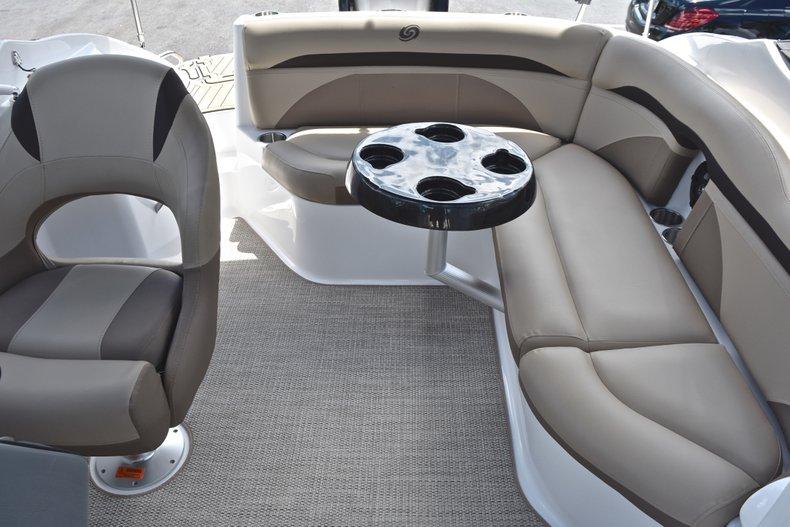 Thumbnail 18 for New 2019 Hurricane SunDeck SD 2200 OB boat for sale in Vero Beach, FL