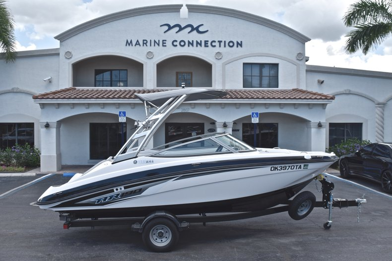 Thumbnail 0 for Used 2017 Yamaha AR 190 boat for sale in West Palm Beach, FL