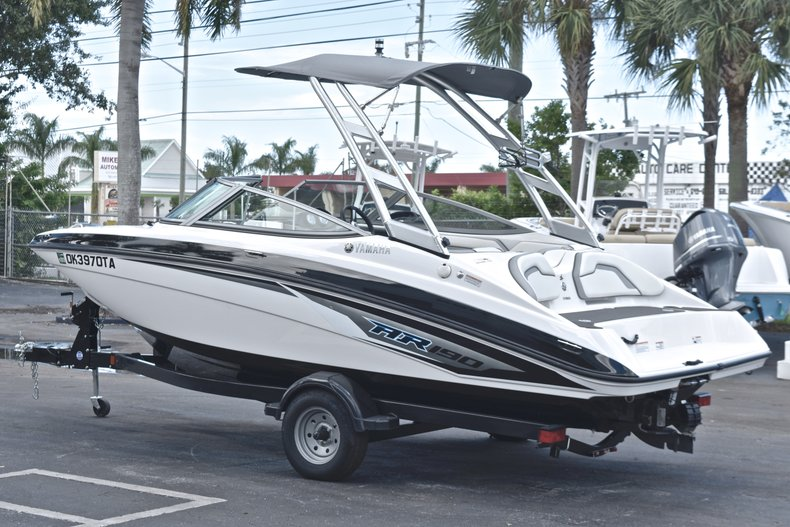 Thumbnail 5 for Used 2017 Yamaha AR 190 boat for sale in West Palm Beach, FL