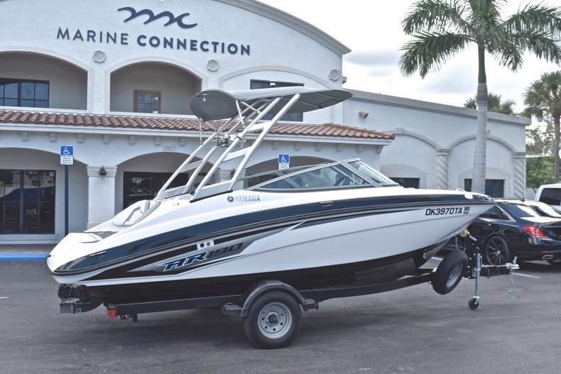 Thumbnail 7 for Used 2017 Yamaha AR 190 boat for sale in West Palm Beach, FL