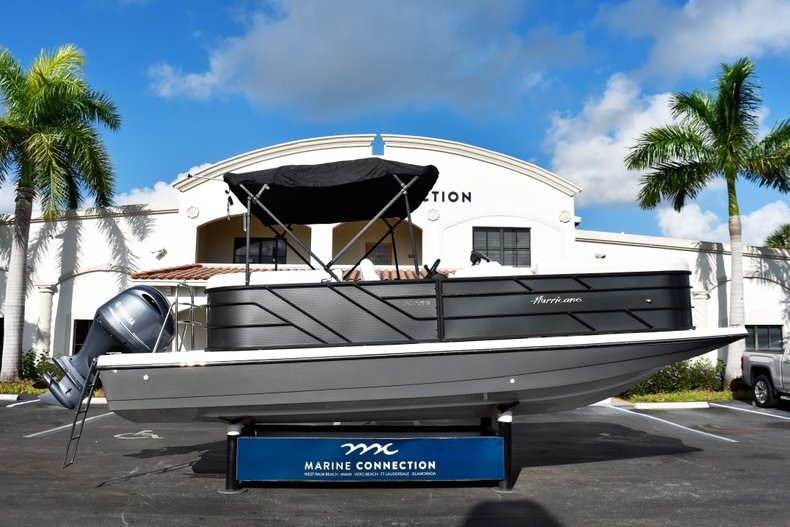 New 2019 Hurricane FunDeck FD 236SB boat for sale in West Palm Beach, FL