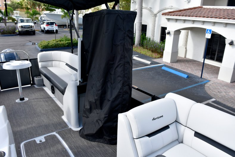 Thumbnail 35 for New 2019 Hurricane FunDeck FD 236SB boat for sale in West Palm Beach, FL
