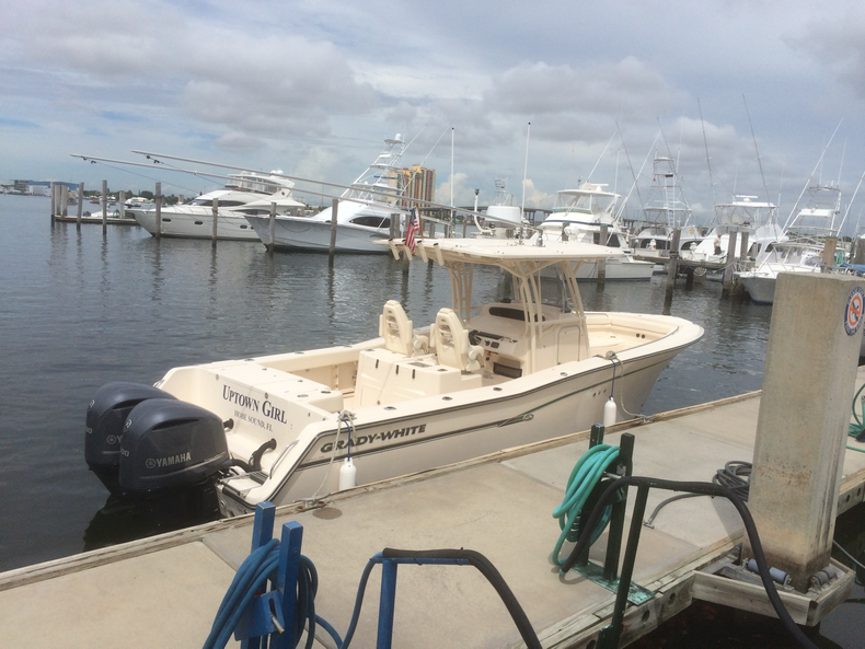 Thumbnail 1 for Used 2016 Grady-White Canyon 306 Center Console boat for sale in West Palm Beach, FL