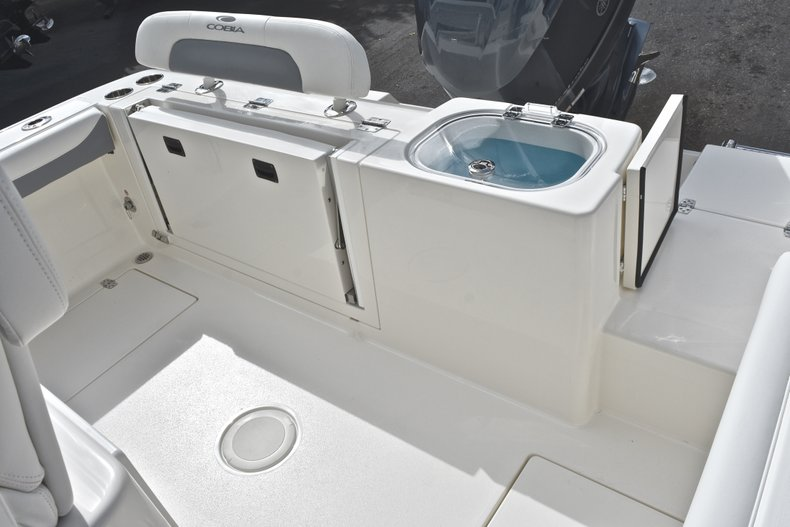 Thumbnail 11 for New 2019 Cobia 240 CC Center Console boat for sale in West Palm Beach, FL