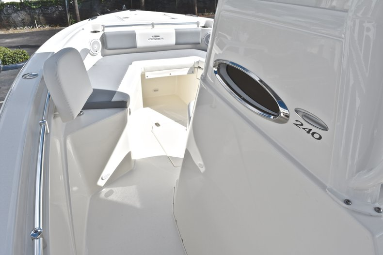 Thumbnail 49 for New 2019 Cobia 240 CC Center Console boat for sale in West Palm Beach, FL