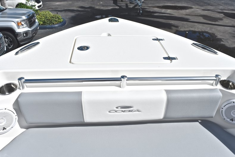 Thumbnail 61 for New 2019 Cobia 240 CC Center Console boat for sale in West Palm Beach, FL