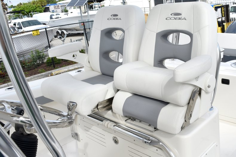 Thumbnail 24 for New 2019 Cobia 261 Center Console boat for sale in Vero Beach, FL