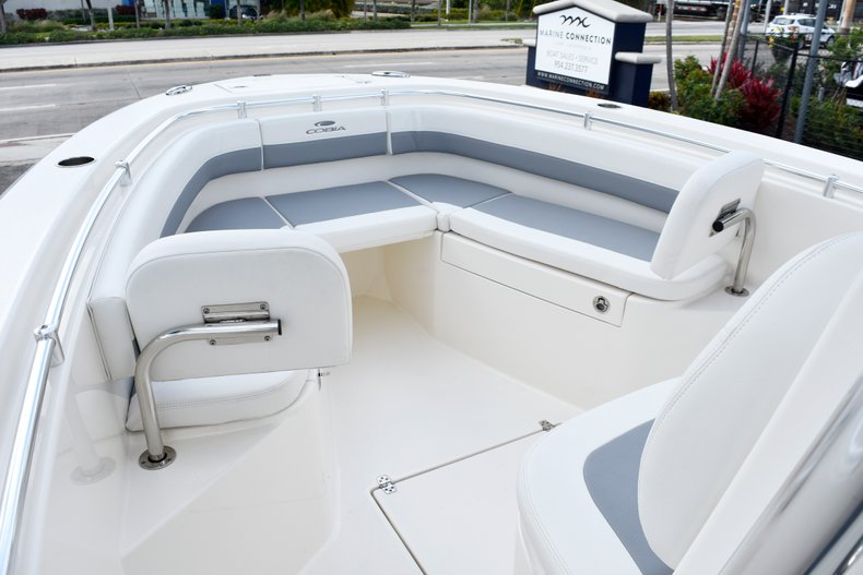 Thumbnail 41 for New 2019 Cobia 261 Center Console boat for sale in Vero Beach, FL