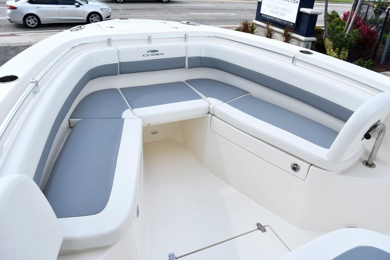 Thumbnail 42 for New 2019 Cobia 261 Center Console boat for sale in Vero Beach, FL