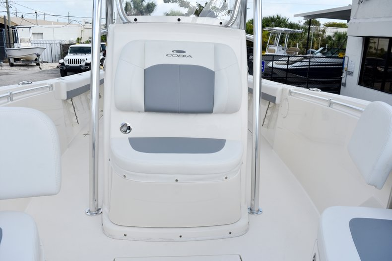 Thumbnail 45 for New 2019 Cobia 261 Center Console boat for sale in Vero Beach, FL