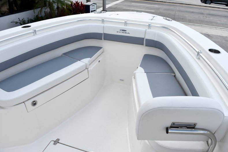Thumbnail 57 for New 2019 Cobia 261 Center Console boat for sale in Vero Beach, FL