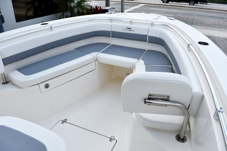 Thumbnail 52 for New 2019 Cobia 261 Center Console boat for sale in Vero Beach, FL