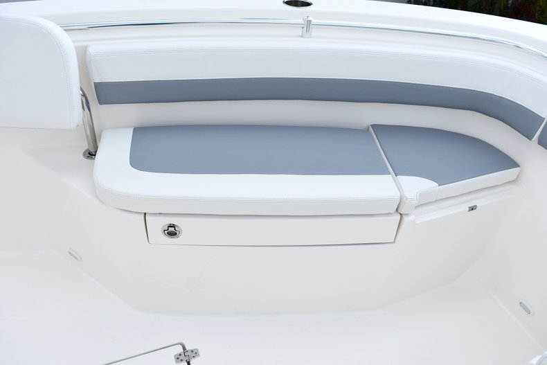 Thumbnail 54 for New 2019 Cobia 261 Center Console boat for sale in Vero Beach, FL