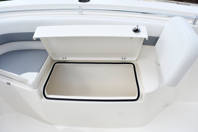 Thumbnail 60 for New 2019 Cobia 261 Center Console boat for sale in Vero Beach, FL