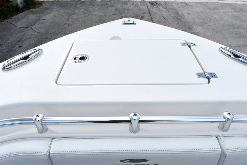 Thumbnail 61 for New 2019 Cobia 261 Center Console boat for sale in Vero Beach, FL