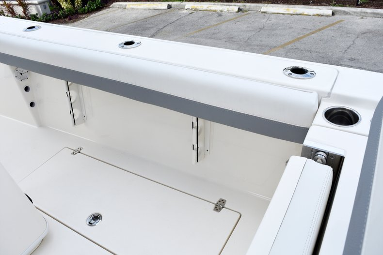 Thumbnail 66 for New 2019 Cobia 261 Center Console boat for sale in Vero Beach, FL