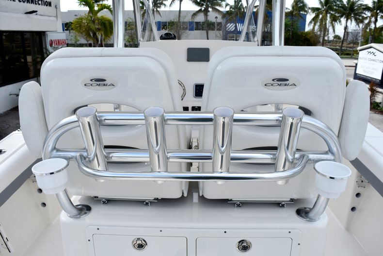 Thumbnail 64 for New 2019 Cobia 261 Center Console boat for sale in Vero Beach, FL