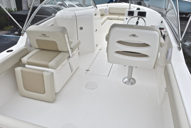 Thumbnail 8 for New 2019 Cobia 220 Dual Console boat for sale in West Palm Beach, FL