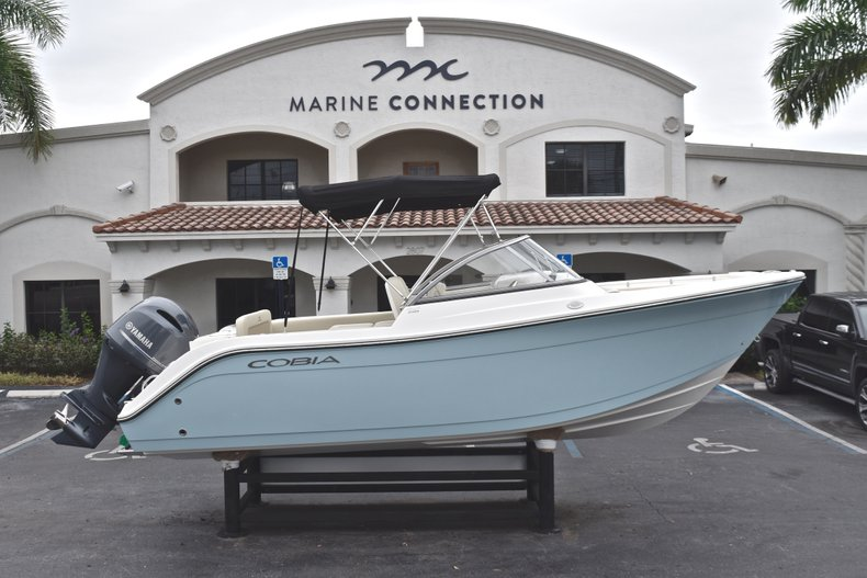 New 2019 Cobia 220 Dual Console boat for sale in West Palm Beach, FL