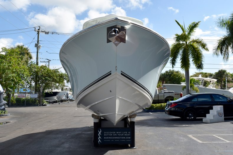 Thumbnail 2 for Used 2016 Cobia 296 Center Console boat for sale in West Palm Beach, FL