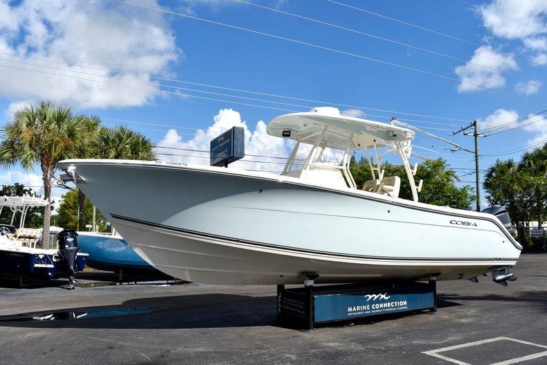 Thumbnail 3 for Used 2016 Cobia 296 Center Console boat for sale in West Palm Beach, FL