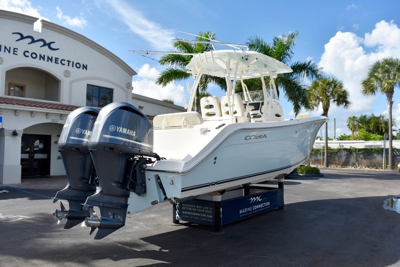 Thumbnail 7 for Used 2016 Cobia 296 Center Console boat for sale in West Palm Beach, FL