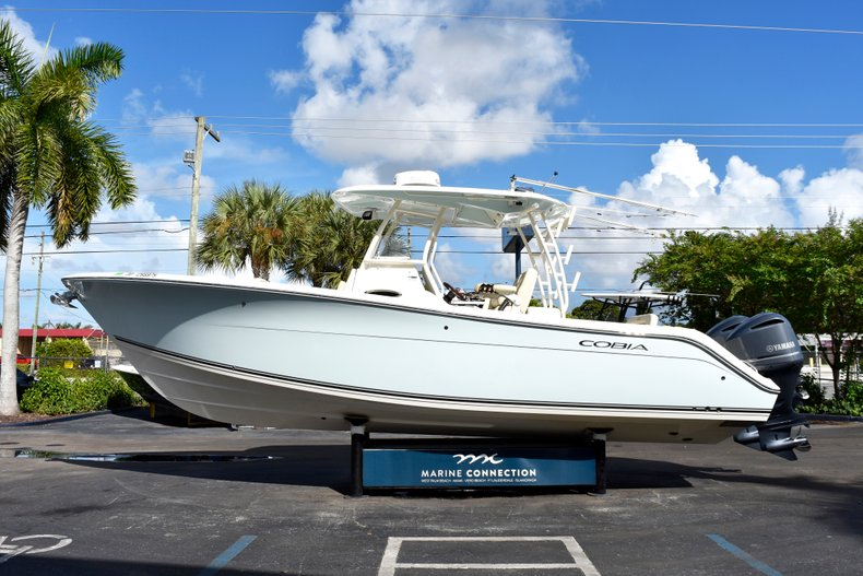 Thumbnail 4 for Used 2016 Cobia 296 Center Console boat for sale in West Palm Beach, FL