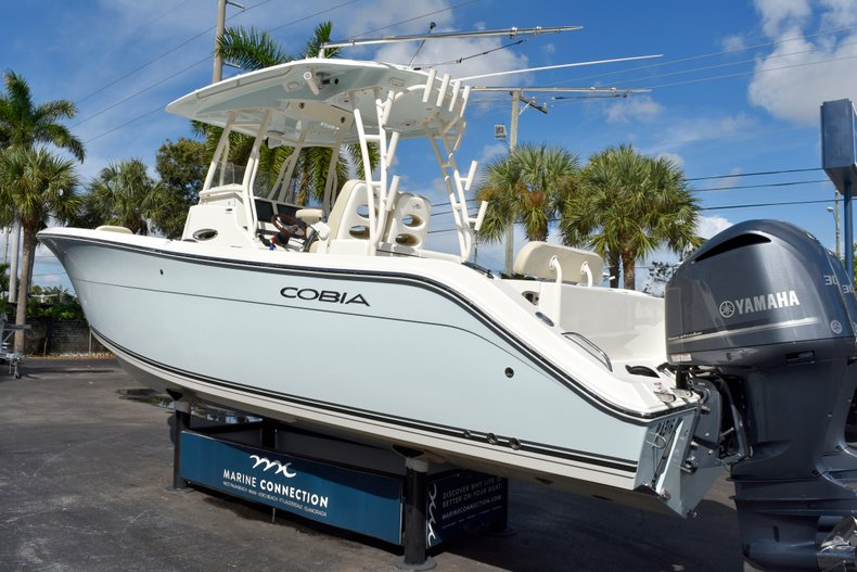 Thumbnail 5 for Used 2016 Cobia 296 Center Console boat for sale in West Palm Beach, FL